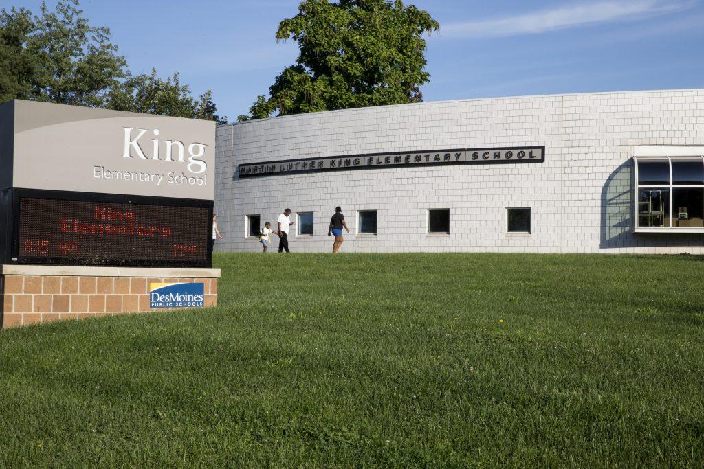 Home King Elementary School