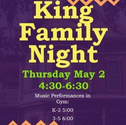 King Family Night